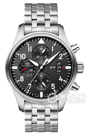 Replica IWC Fliegeruhr Chronograph IW377704 Serie