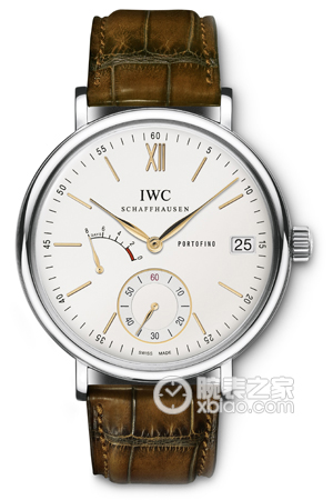 Replica Eight days power reserve IWC Portofino Hand-Wound Eight Days series IW510103 watches
